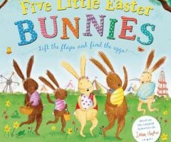Five Little Easter Bunnies