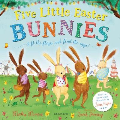 Five Little Easter Bunnies